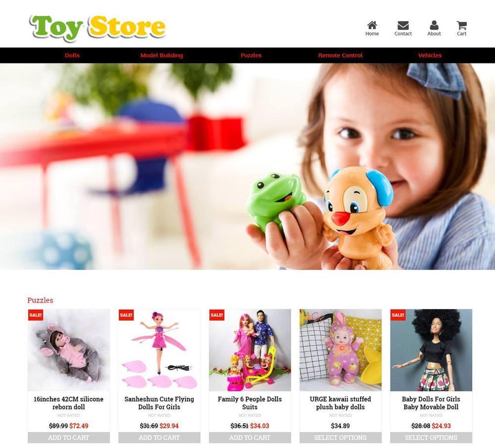 Bí kíp xây dựng Website kinh doanh đồ chơi trẻ em hiệu quả