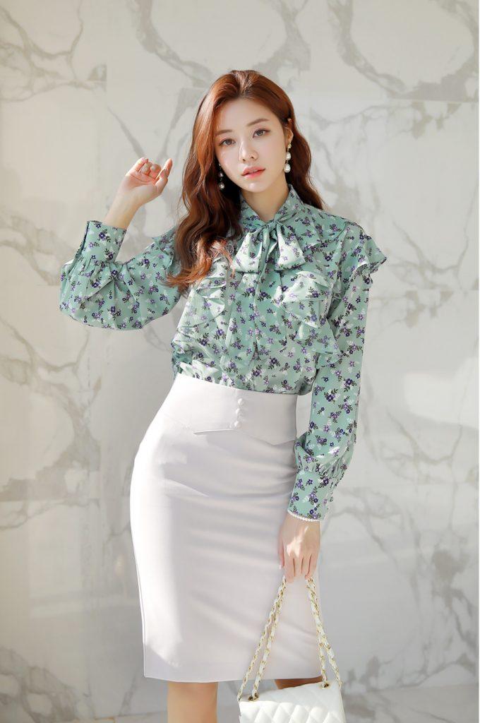 thời trang Hàn Quốc
