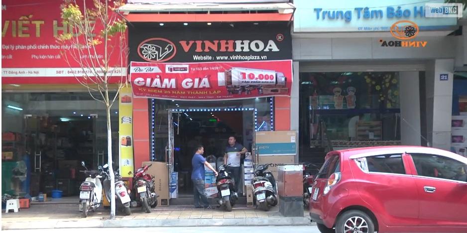 Hoa Vinh Plaza