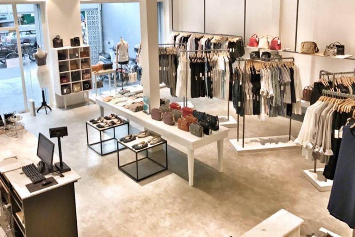 quản lý bán hàng quần áo