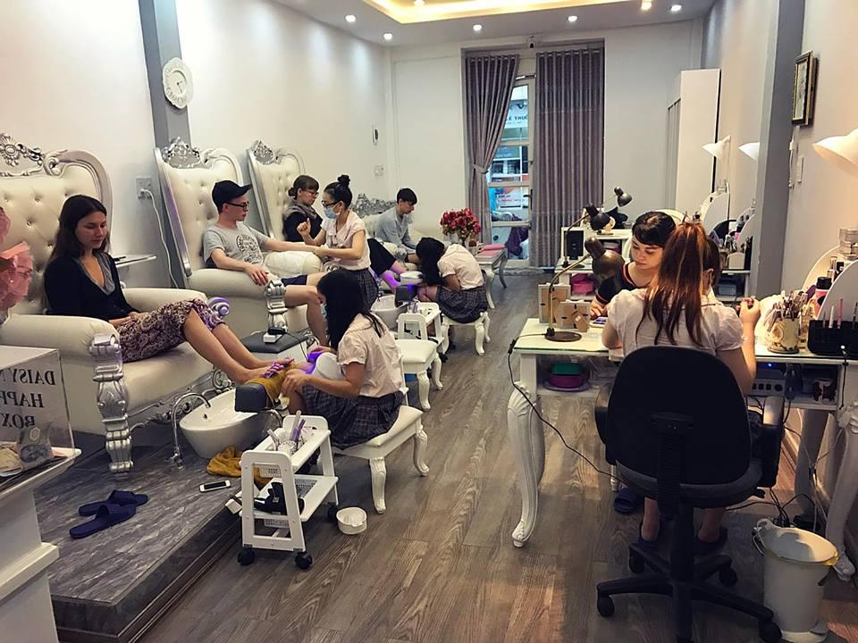 kinh doanh tiệm nail