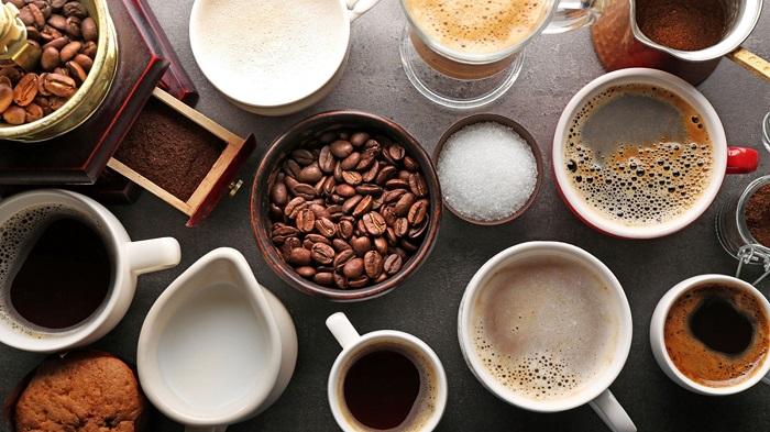 nguyên liệu kinh doanh cafe