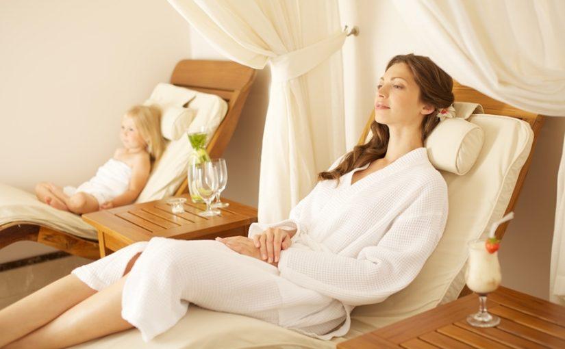Làm giàu nhờ ý tưởng kinh doanh spa tại nhà