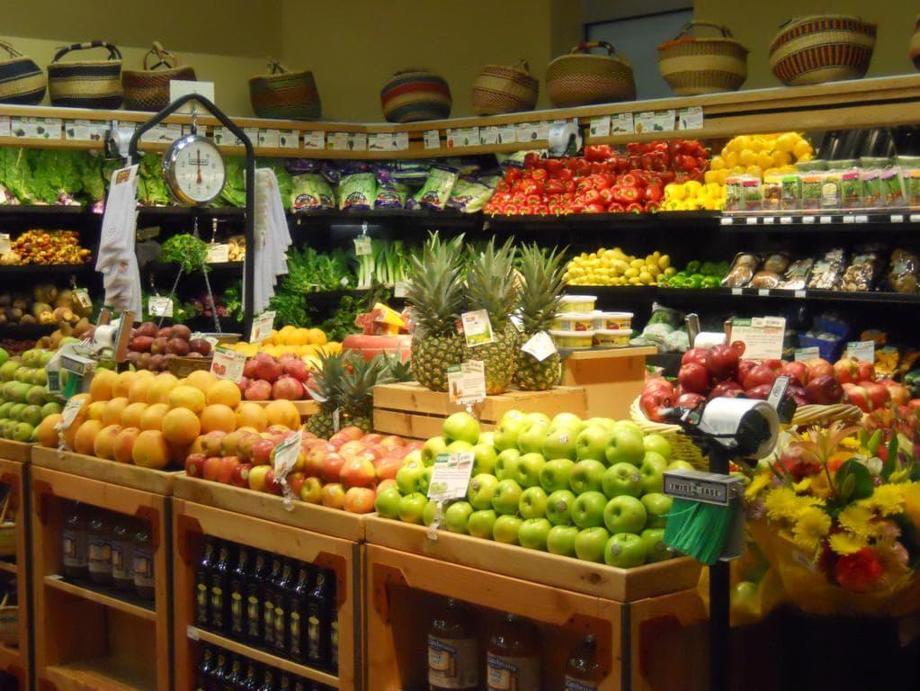 Kinh doanh thực phẩm hữu cơ