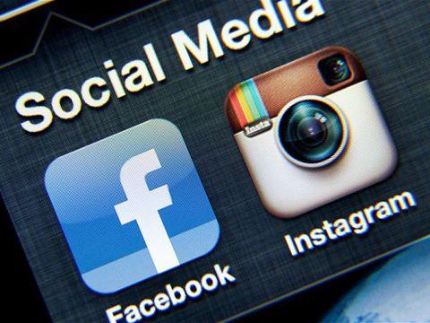 Kết nối tài khoản để quảng cáo Instagram vào Fanpage trên Facebook.