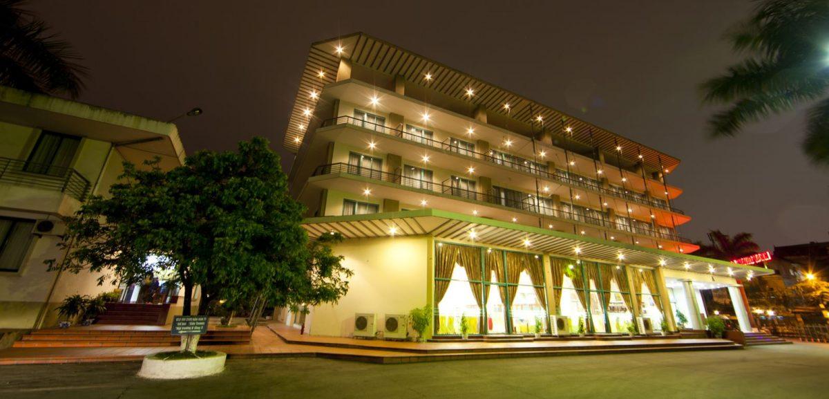 Xác định địa điểm kinh doanh khách sạn