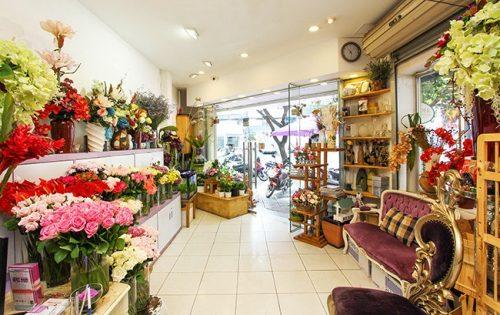Bỏ túi 5 mẹo thiết kế cửa hàng hoa tươi đẹp, hút khách