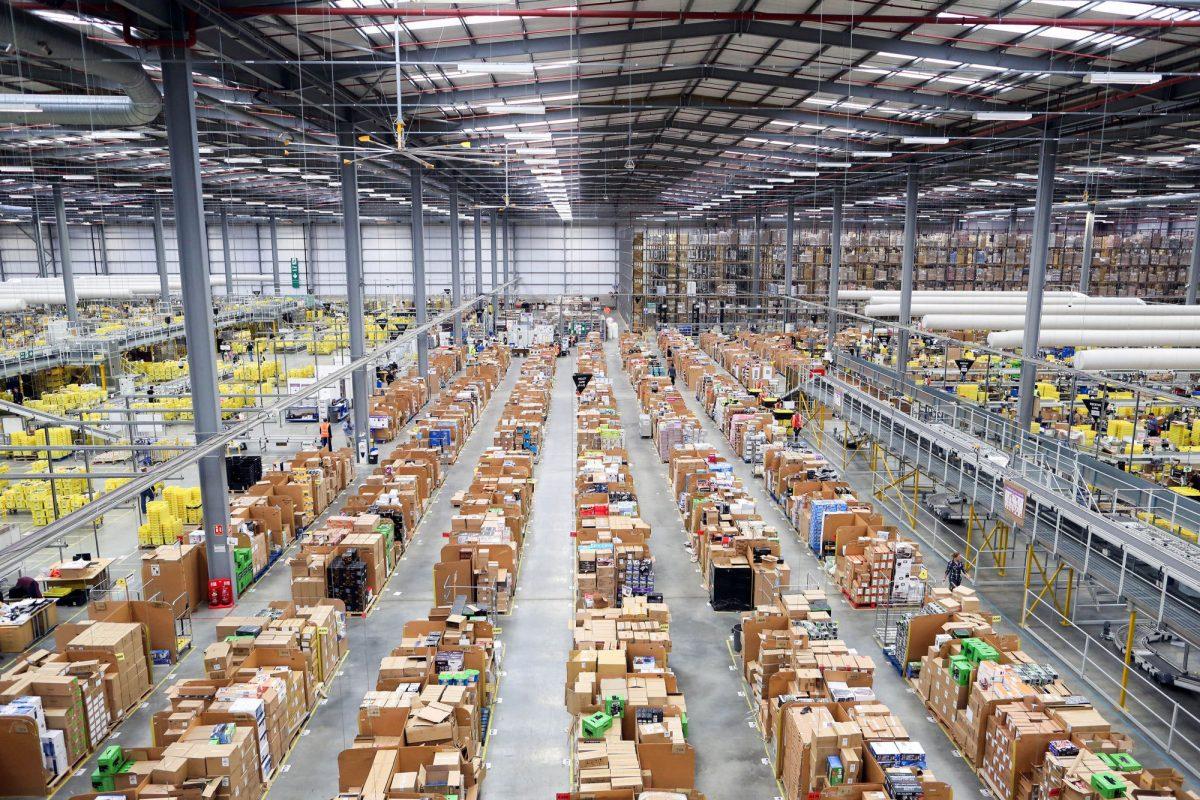 Giải pháp tối ưu quản lý kho hàng trong logistics