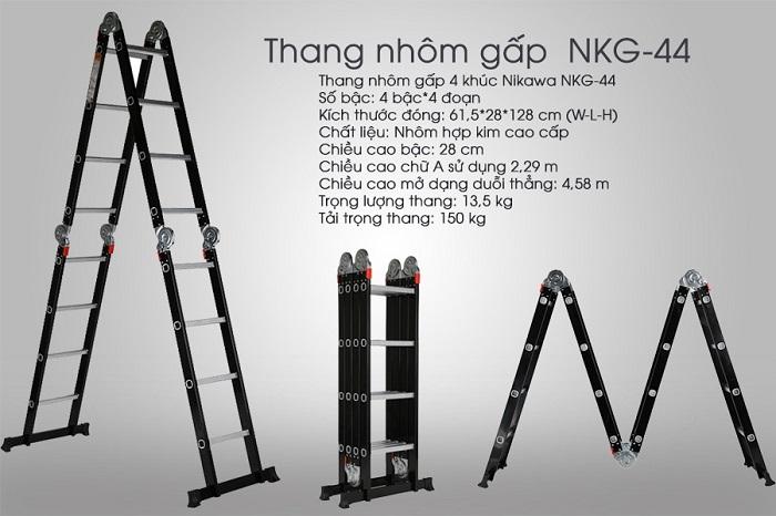 Sản phẩm của Nikawa Việt Nam