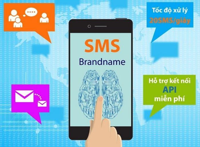 SMS Brandname