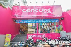 Lựa chọn địa điểm mở shop kinh doanh quần áo trẻ em.
