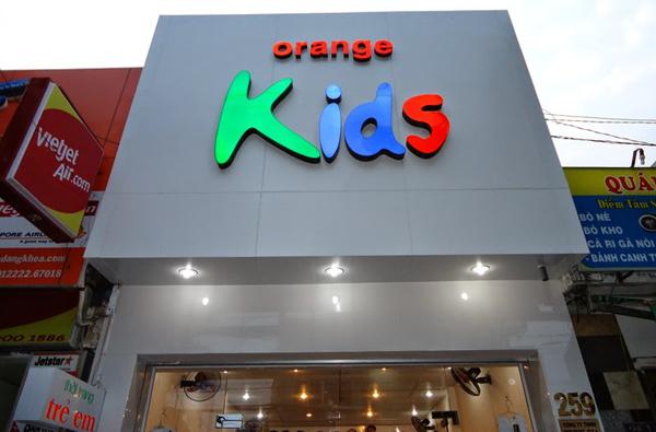 Khảo sát thị trường kinh doanh shop quần áo trẻ em.