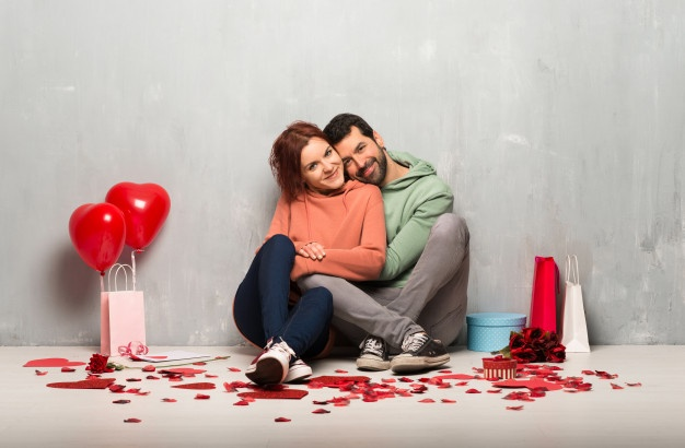 Image result for couple valentine