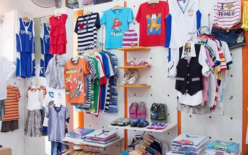 Địa điểm mở cửa hàng bán quần áo trẻ em sẽ ảnh hưởng đến việc công việc kinh doanh của bạn